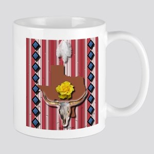 Yellow Rose of Texas Mugs