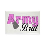 Army Brat Rectangle Magnet (100 pack)