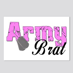 Army Brat Postcards (Package of 8)