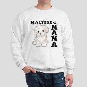 MALTESE MAMA Sweatshirt