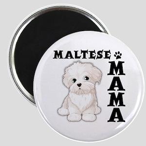 MALTESE MAMA Magnet