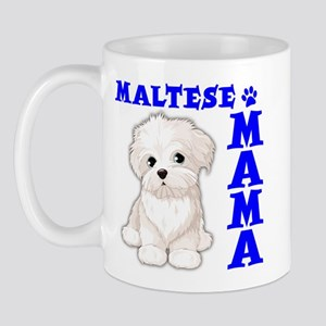 Maltese Mama Mug Mugs
