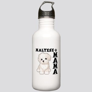 MALTESE MAMA Stainless Water Bottle 1.0L