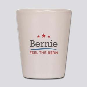 Bernie Feel The Bern Shot Glass