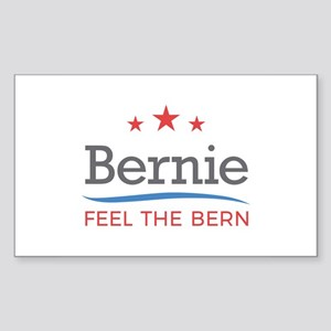 Bernie Feel The Bern Sticker