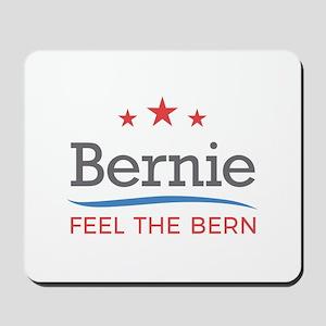Bernie Feel The Bern Mousepad
