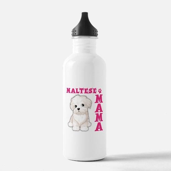 MALTESE MAMA Water Bottle