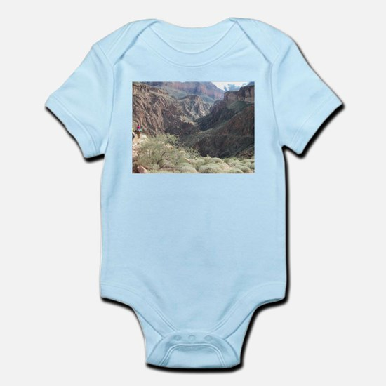 Bright Angel Mule Ride To Phantom Ranch Body Suit