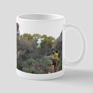 Bright Angel Mule Ride To Phantom Ranch Mugs