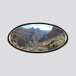Bright Angel Mule Ride To Phantom Ranch Patch