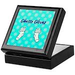 Ghetto Gloves Keepsake Box