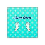 Ghetto Gloves Sticker