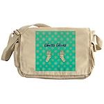 Ghetto Gloves Messenger Bag