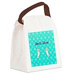 Ghetto Gloves Canvas Lunch Bag