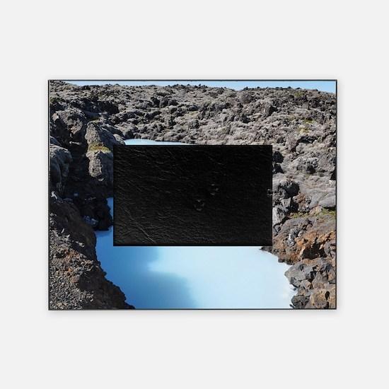 Cute Rock Picture Frame