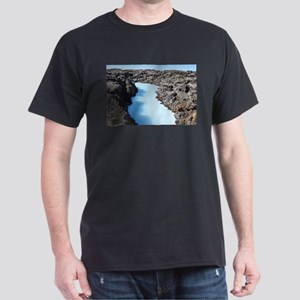 Blue Lagoon in Iceland T-Shirt