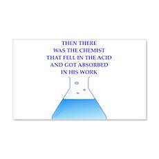 chemist Wall Decal