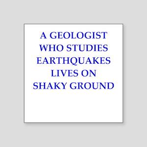 geology Sticker