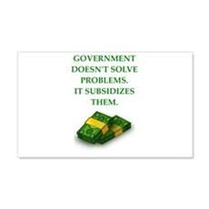 government Wall Decal