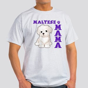 MALTESE MAMA Light T-Shirt