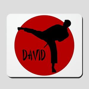 David Karate Mousepad