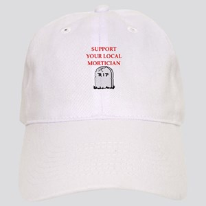 mortician Baseball Cap