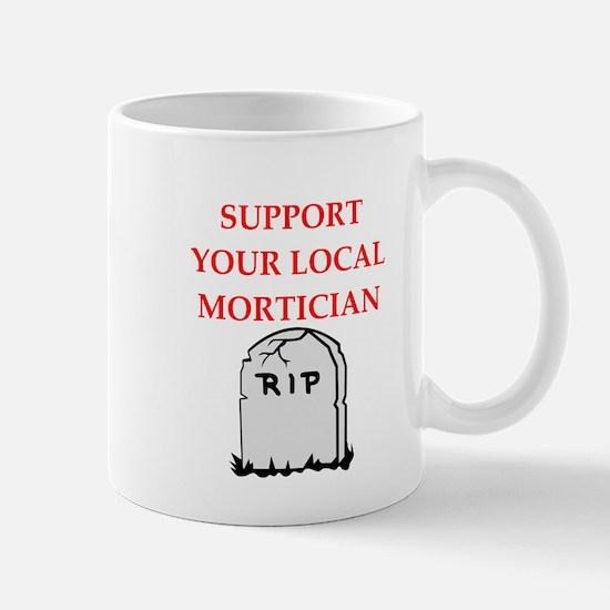 mortician Mugs