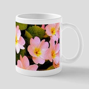 Pink Wildflowers Mugs