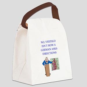 funny joke Canvas Lunch Bag