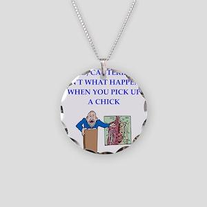 funny joke Necklace