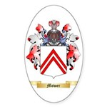 Mower Sticker (Oval 50 pk)