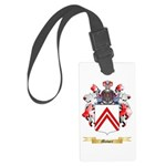 Mower Large Luggage Tag