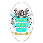 Mowe Sticker (Oval 50 pk)