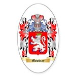 Mowbray Sticker (Oval 50 pk)