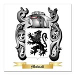 Mowatt Square Car Magnet 3