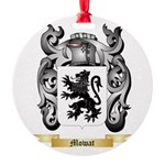 Mowat Round Ornament