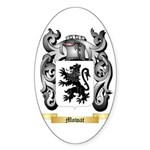 Mowat Sticker (Oval 50 pk)