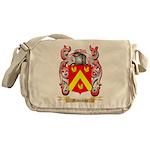 Movesian Messenger Bag