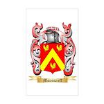 Moussaieff Sticker (Rectangle)