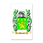 Mourot Rectangle Car Magnet