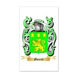 Mourot 20x12 Wall Decal