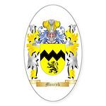 Mourek Sticker (Oval 50 pk)