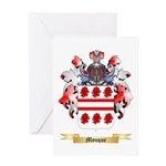 Mouque Greeting Card