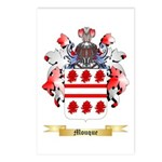 Mouque Postcards (Package of 8)