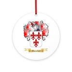 Mountfort Round Ornament