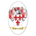 Mountford Sticker (Oval 50 pk)