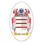 Moulton Sticker (Oval)