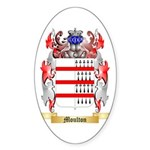Moulton Sticker (Oval 50 pk)
