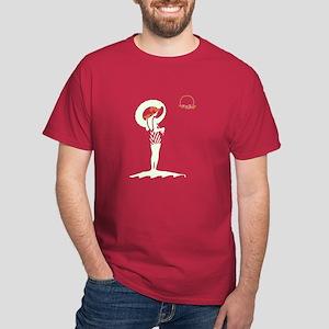 beach girl Dark T-Shirt