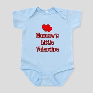 Mamaw's Little Valentine Body Suit